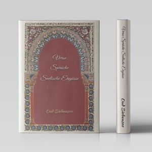 Oad Siebensee Buch - Verse Sprüche und seelische Ergüße